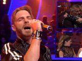 Makedonac RASPAMETIO žiri nastupom, a kada mu se MAMA pridružila na sceni nastao je HAOS!