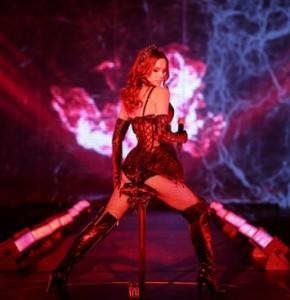 Turneja je počela: Pogledajte kako će Severina izgledati u Beogradu!