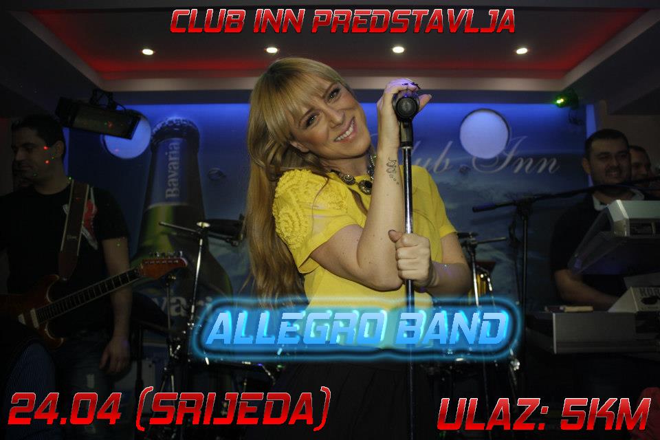 Allegro Band @ Club Inn (24.04)