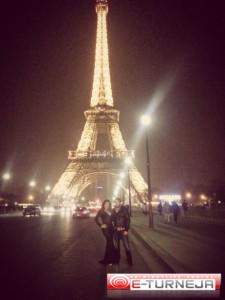Oborila rekord: Seka nastupila u Parizu! (FOTO)