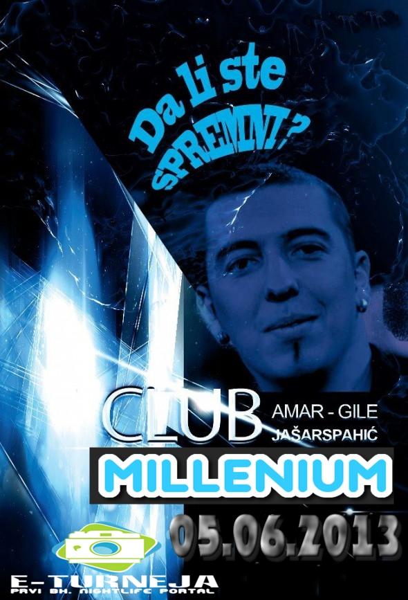 Amar Jašarspahić @ Club Millenium (05.06)
