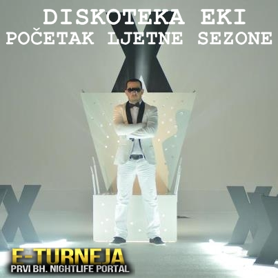 DJ Denial X @ Diskoteka EKI (01.06)