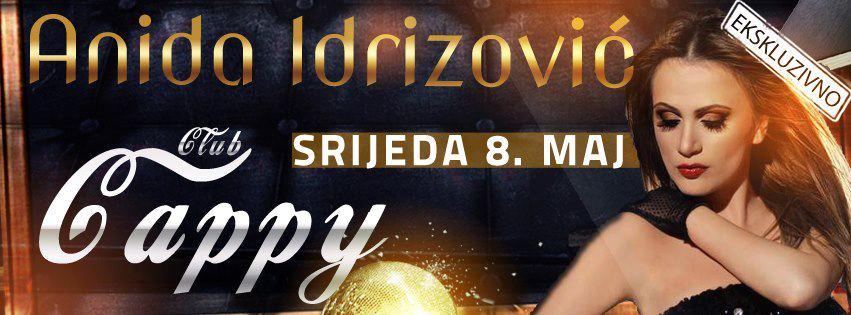 Anida Idrizović @ Club Cappy (08.05)