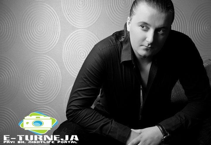 """Predstavljamo prvi singl Armina Bijedića """"Karta za nemire"""""""