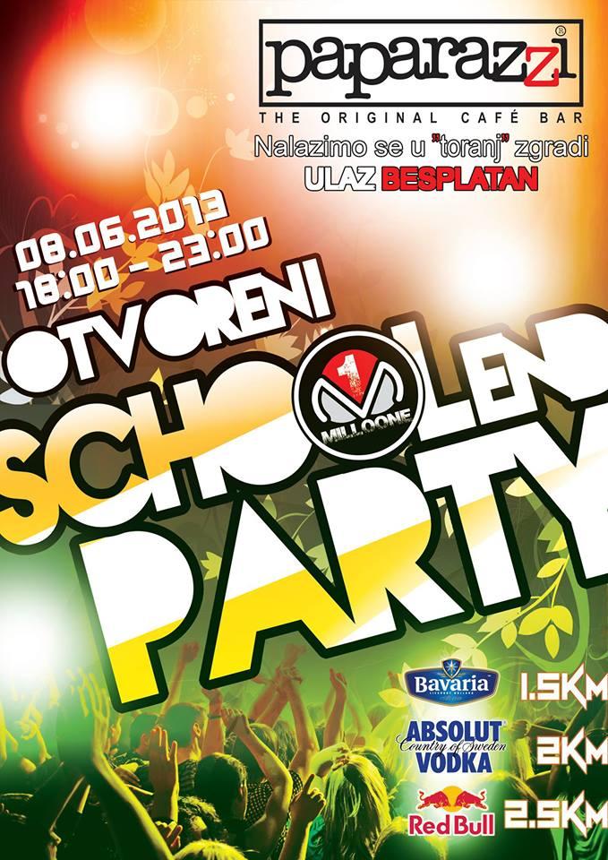 Schoolend Party @ Club Paparazzo (08.06)