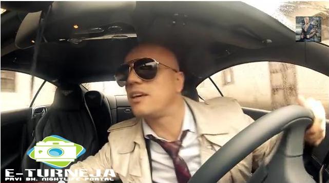 """Boban Rajović predstavio novi singl i spot """"Ne vjerujem"""""""