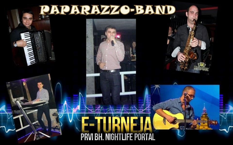 Paparazzo Band @ Club Vip (07.06)