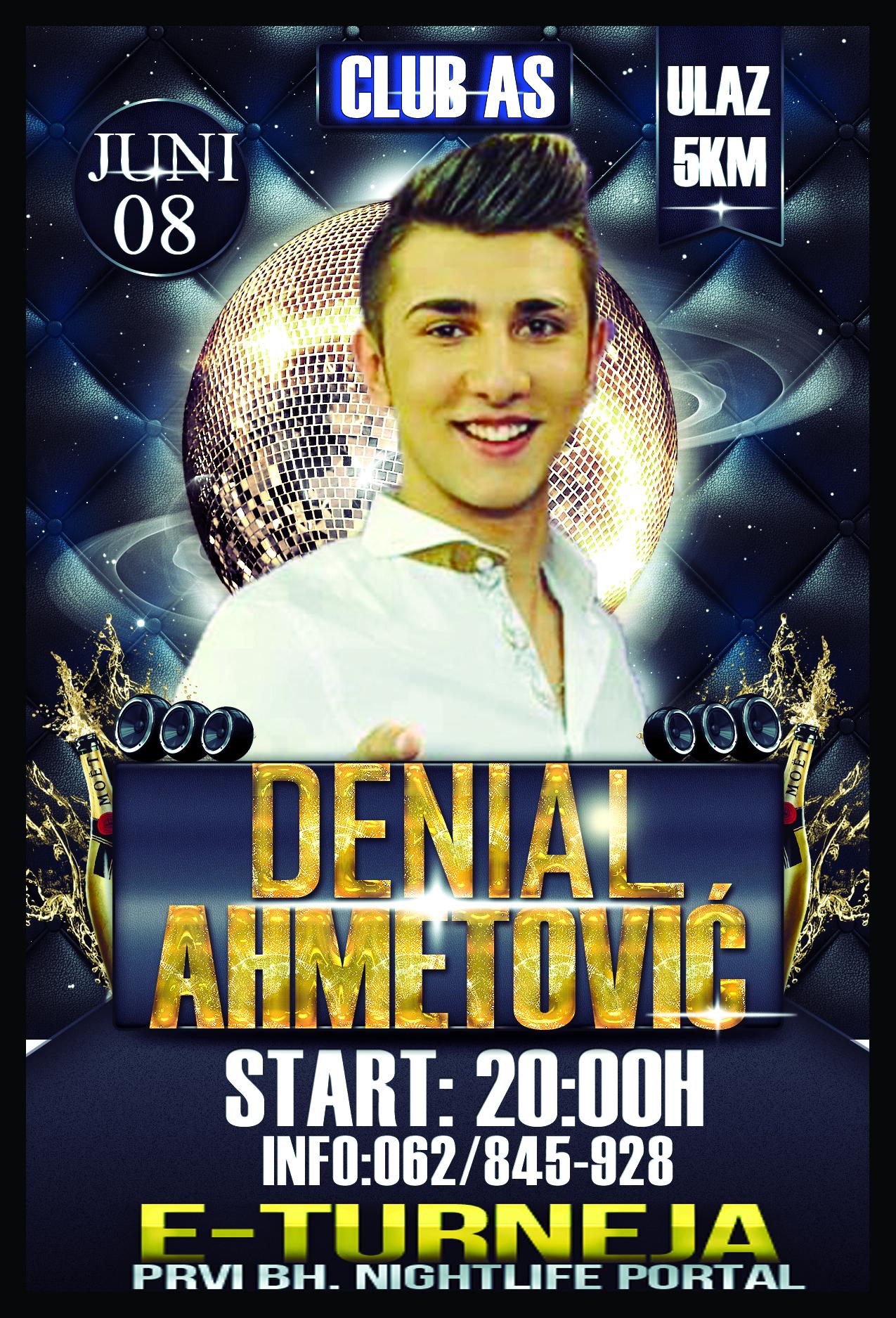 Denial Ahmetović @ Club AS (08.06)