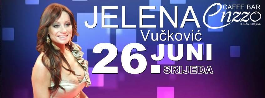 Club Enzzo: Jelena Vučković | 26.06