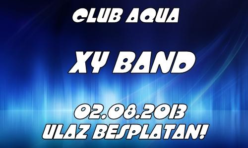 Club Aqua: XY Band   02.08