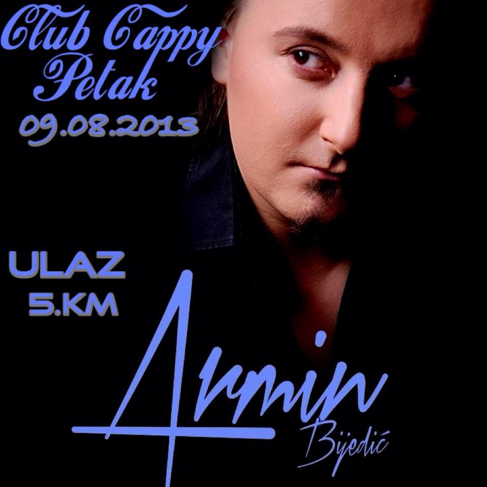 Club Cappy: Armin Bijedić   09.08