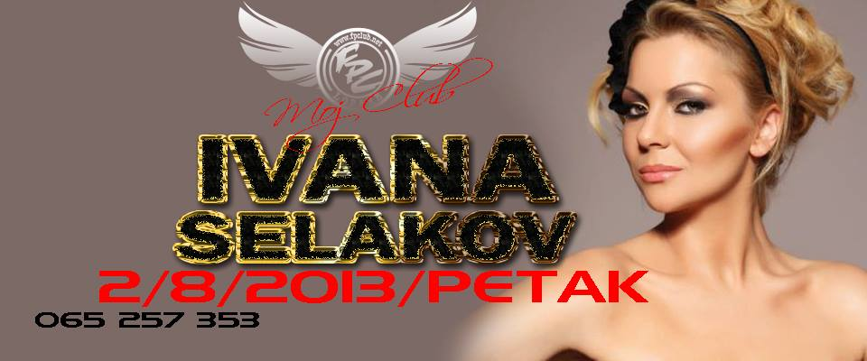 Club FP: Ivana Selakov   02.08