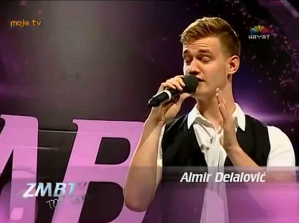 Talentirani Almir prošao u TOP 40 !