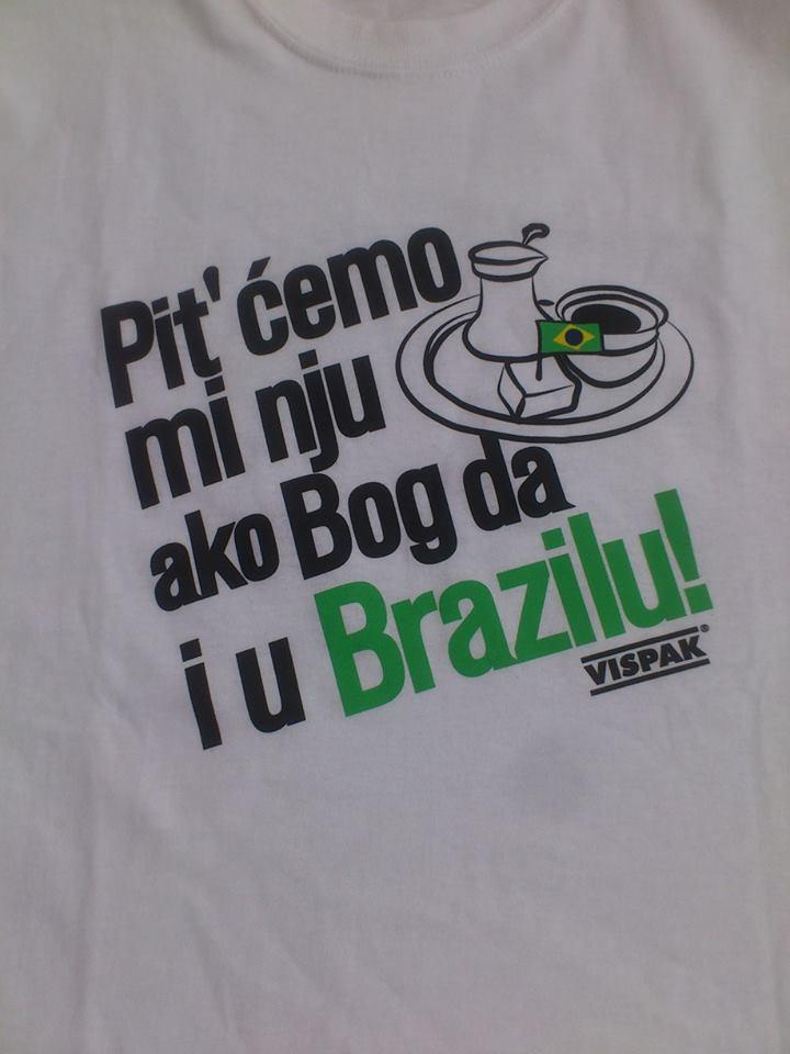 Pit' će naši zmajevi Zlatnu džezvu i u Brazilu !