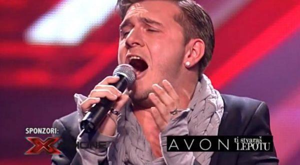 PONOS BOSNE: Maid Hećimović nevjerojatnom izvedbom oduševio na X Factoru !