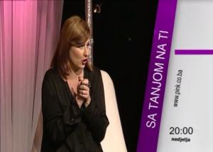 """23 novembra u emisiji  """"Sa Tanjom na ti"""" Da li smo zaljubljeni i šta smo sve spremni uraditi !!"""