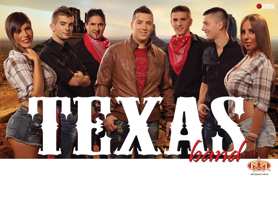 Club Akropolis: Texas Band | 27.12