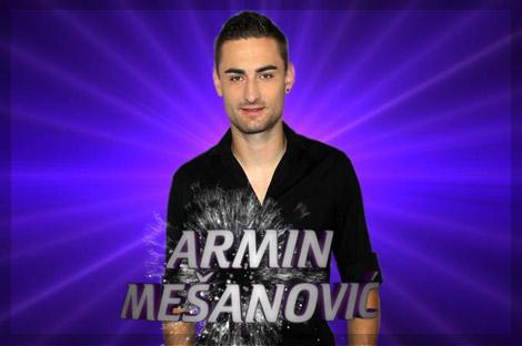 Konoba Alibi: Armin Mesanović | 17.01.2014