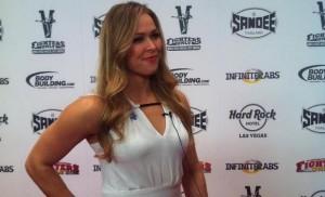 Ronda: Za razliku od Sare, ja sam spremna umrijeti u oktogonu!