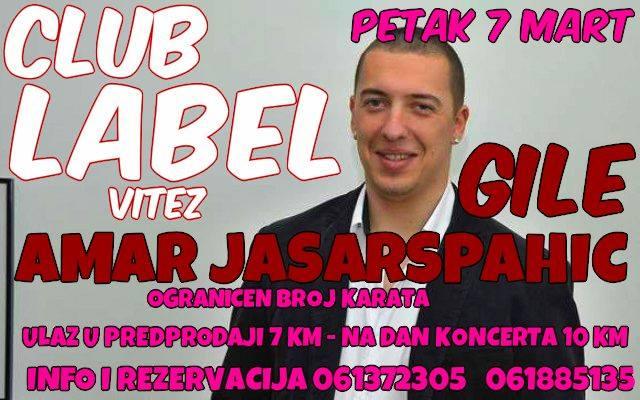 Diskoteka Label: Amar Gile | 07.03
