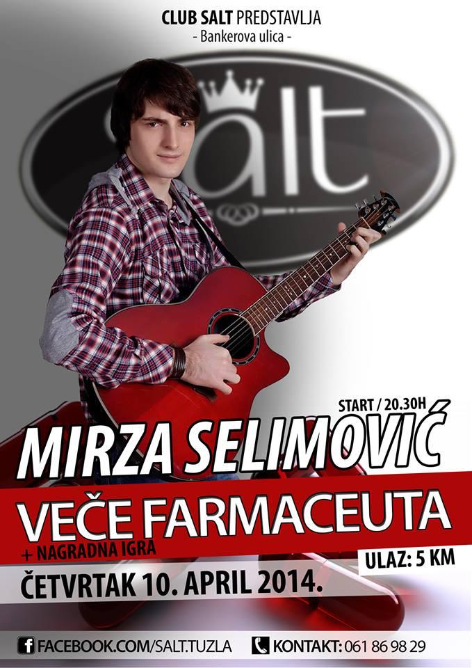 Veče farmaceuta uz Mirzu Selimovića