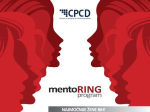 CPCD: mentoRING program spojio 1170 žena iz čitave Bosne i Hercegovine !
