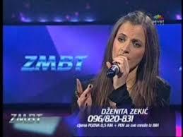 Dženita Zekić – Djevojka svjetskog glasa!