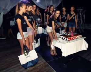 Izabrani su najperspektivniji modeli za Fashion Tv Model Awards Croatia u Radison Blu Resort Split.