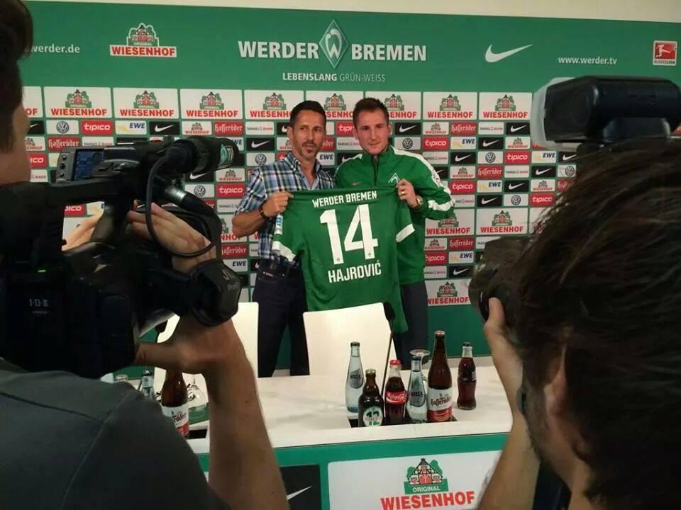 Izet Hajrović potpisao za Verder iz Bremena