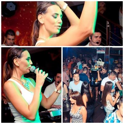 Katarina Grujić napravila žurku za pamćenje u klubu Trocadero