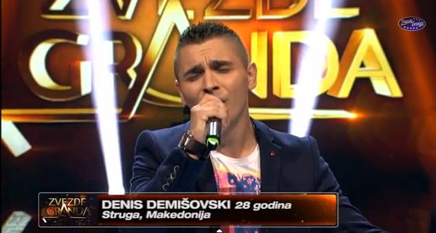 MAKEDONIJA OGORČENA: Denis Demišoski sjajnom izvedbom očarao žiri,ali nije prošao dalje