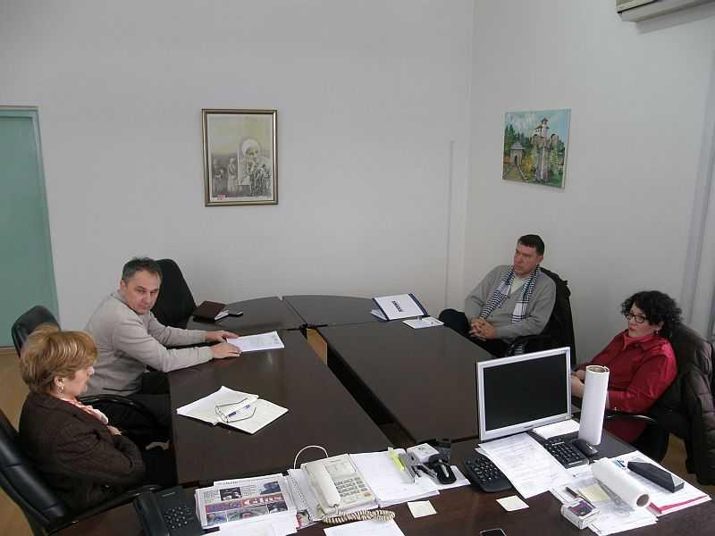 Prijem za predstavnika OSCE-a u Tuzli