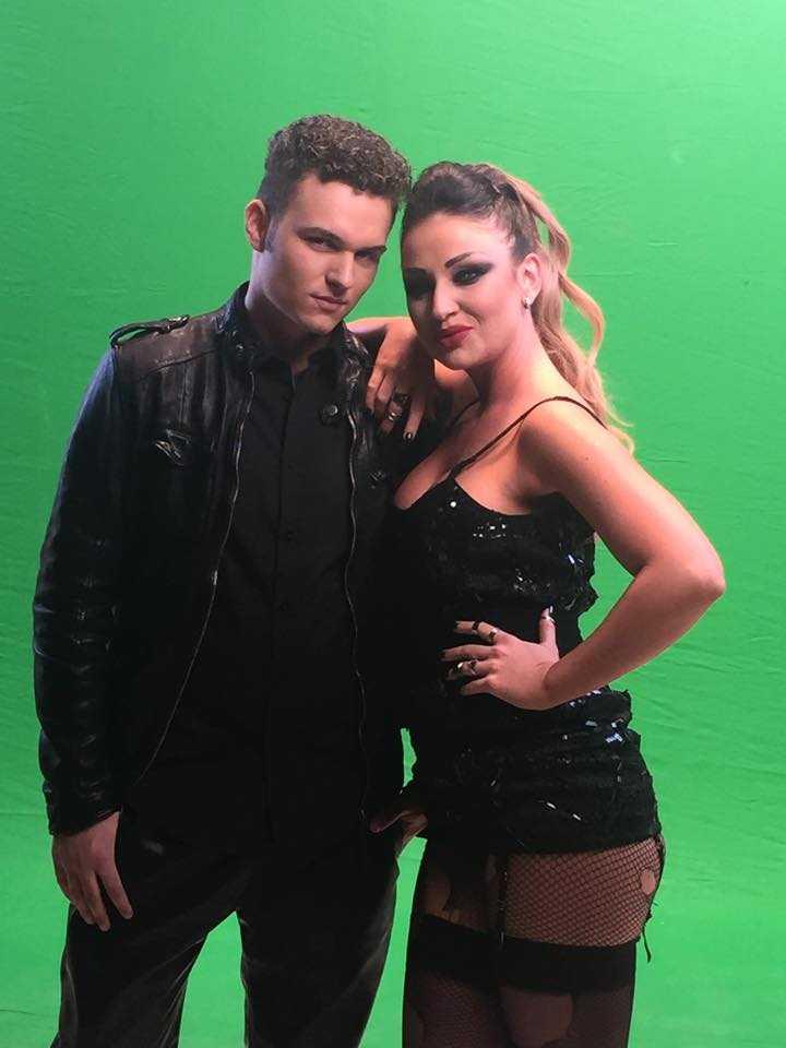 """DJ Mateo i Katarina Živković snimili spot za pjesmu """"Verujem u ljubav"""""""