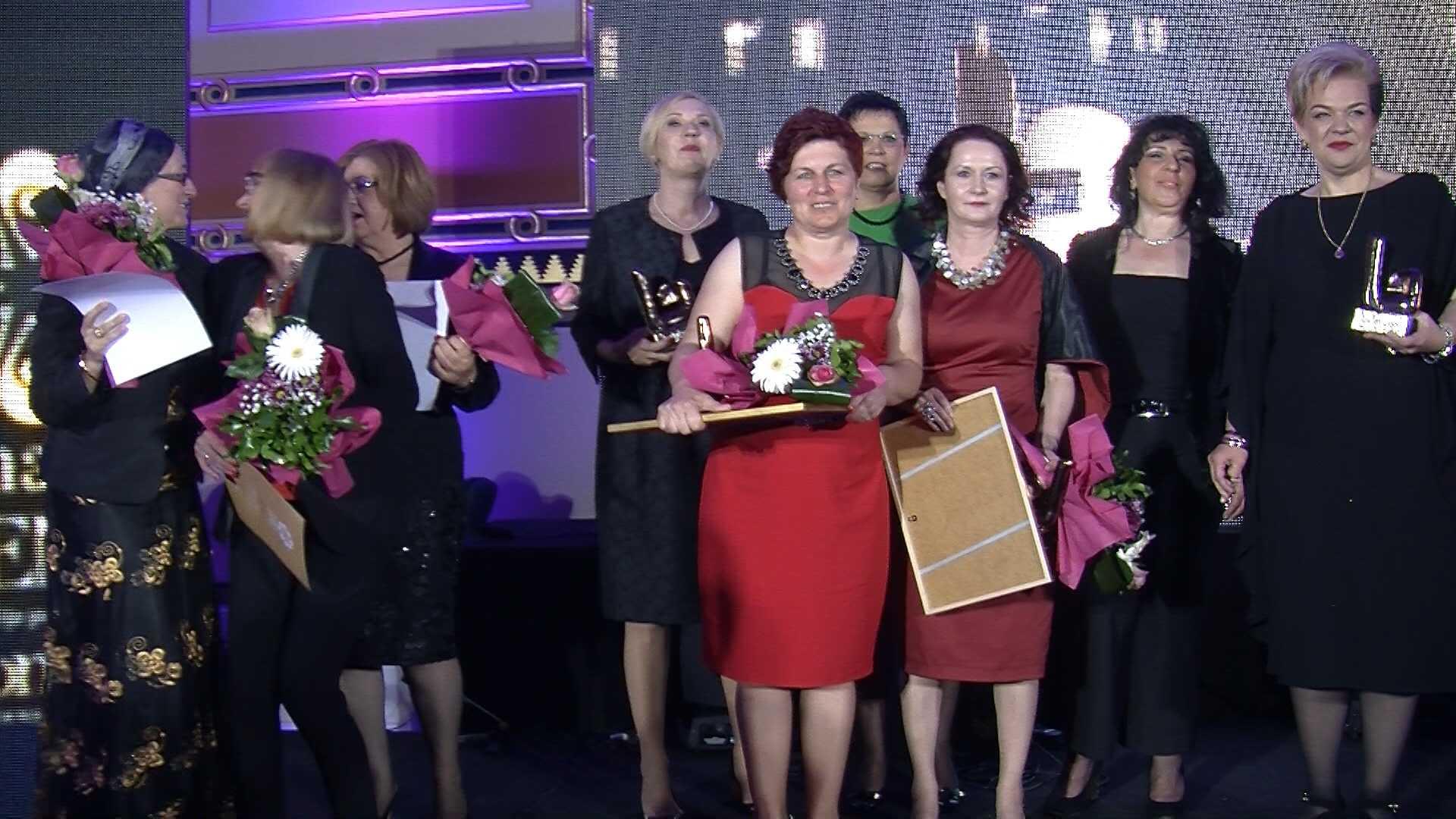 """Na gala večeri """"Lady Boss"""" dodijeljene nagrade za najuspješnije poduzetnice u protekloj godini"""