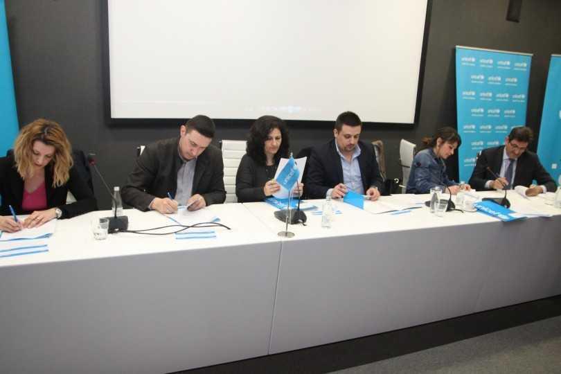 MEDIJI I DJECA: UNICEF BiH s medijskim partnerima potpisao memorandum o saradnji u interesu svakog djeteta