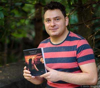 """Mladi Brčak objavio roman """"Mjesec je svjedok""""!"""