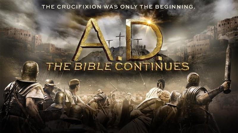 GODINE BOŽJE: BIBLIJA SE NASTAVLJA