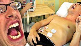 'Nema šanse, stani!': Pogledajte kako su muškarci podnijeli simulator rađanja!