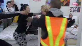 NEZAPAMĆENI HAOS U ZADRUZI! Anđela uhvatila Jelenu Golubović za kosu, učesnici vrištali, uletelo obezbeđenje!